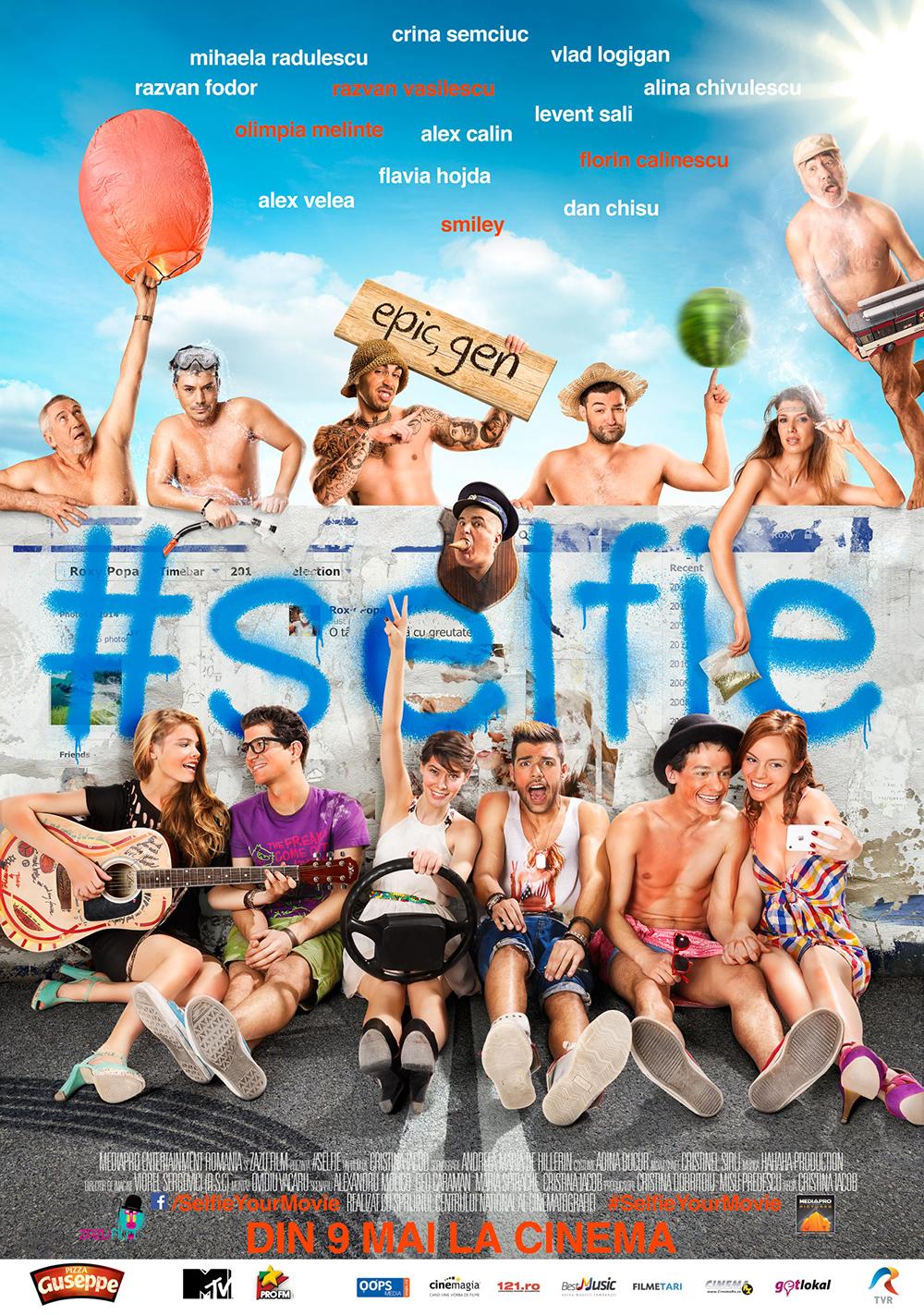 selfie filmul