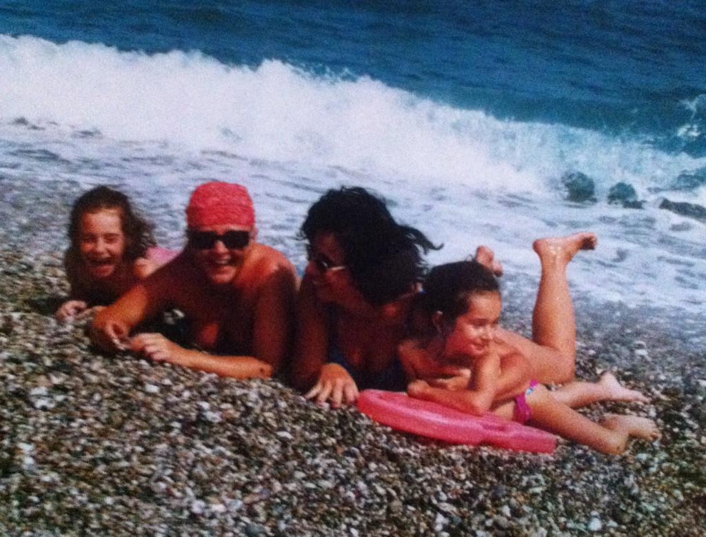 Sicilia-Plajă