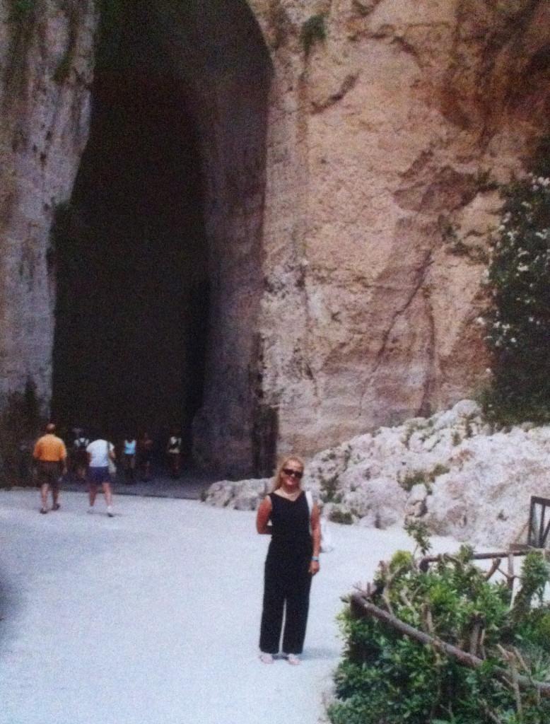 Sicilia-Urechea-lui-Dionyssos