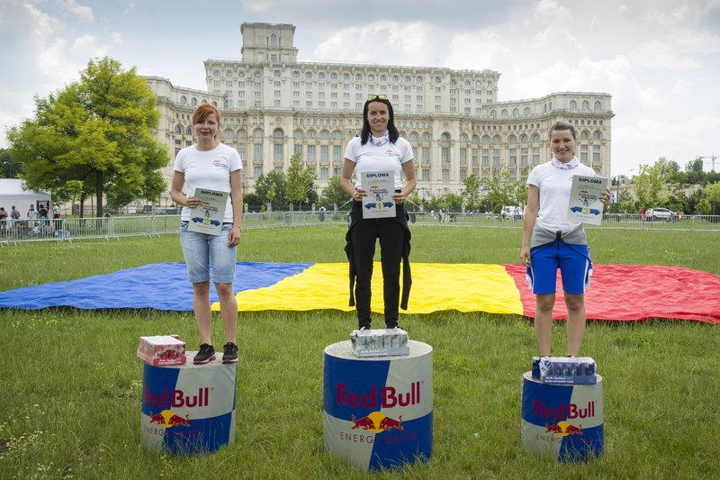 Red Bull Ordinul Smaranda in Bucharest Romania on 7th June 2014