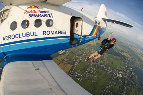 Red Bull Ordinul Smaranda in Bucharest Romania on 6th June 2014