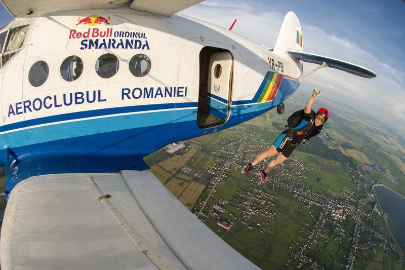 Red Bull Ordinul Smaranda in Bucharest Romania on 6th June 2014