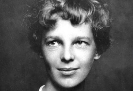 Amelia Earhart - foto 1 - sursa mashable.com