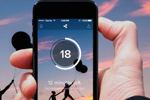 Human app - Sursa human.co