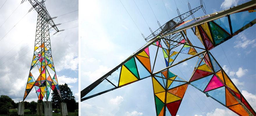 Turnul colorat foto 3 - boredpanda.com