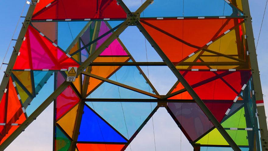 Turnul colorat foto 4 - boredpanda.com