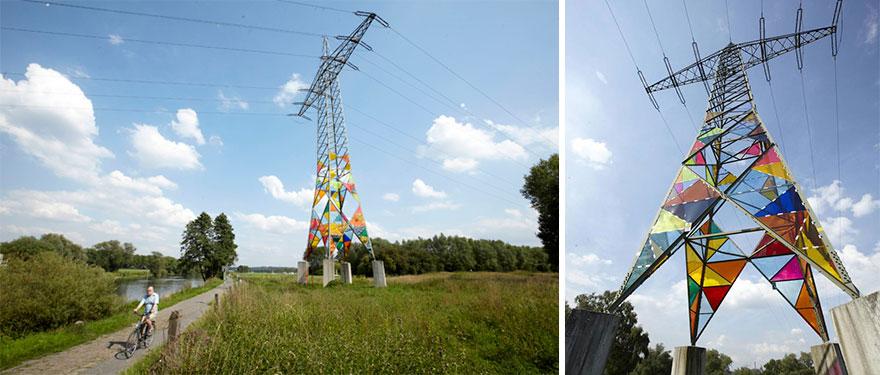 Turnul colorat foto 5 - boredpanda.com