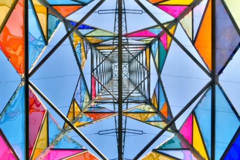 Turnul colorat foto main - boredpanda.com