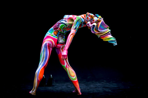 World Bodypainting Festival 2014
