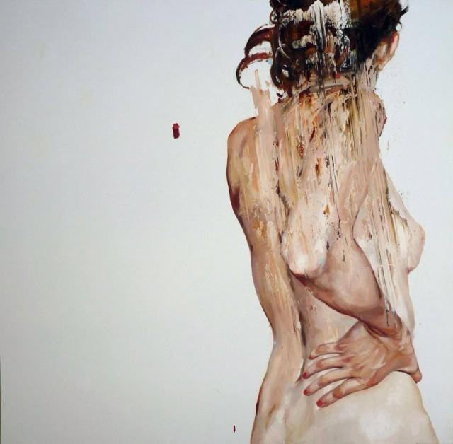 Picturi distruse