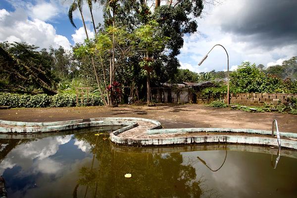 Piscina Liberia - Monrovia