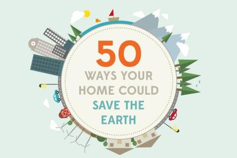 50 de moduri de a salva planeta