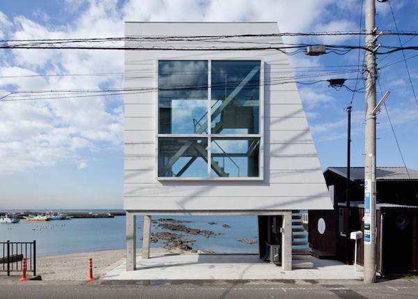Casa geamurilor din Japonia