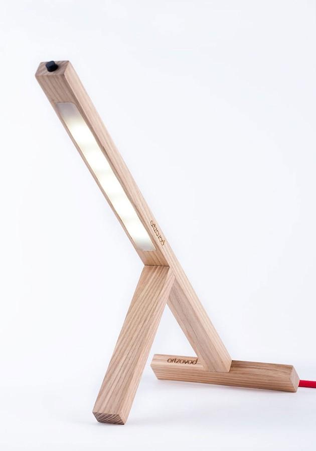 Lampa portabila si ecologica