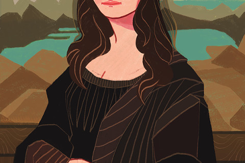 Parodierea Mona Lisei în diverse ipostaze