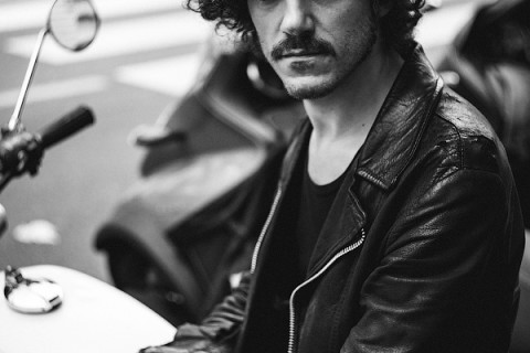 Portrete de parizieni în alb și negru