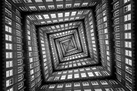 Iluzii arhitecturale