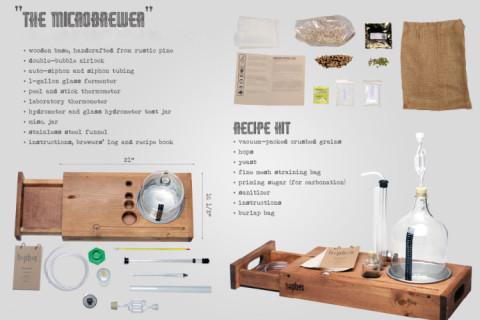 Kit-ul pentru preparat bere