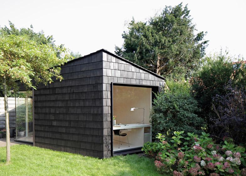 Studioul de grădină