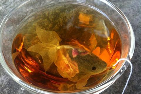 Cele mai creative plicuri de ceai