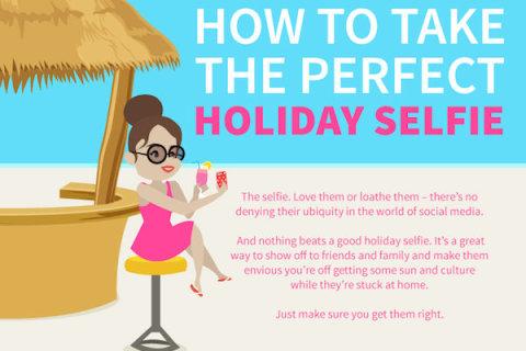 Cum să-ți faci selfie-ul perfect de vacanță