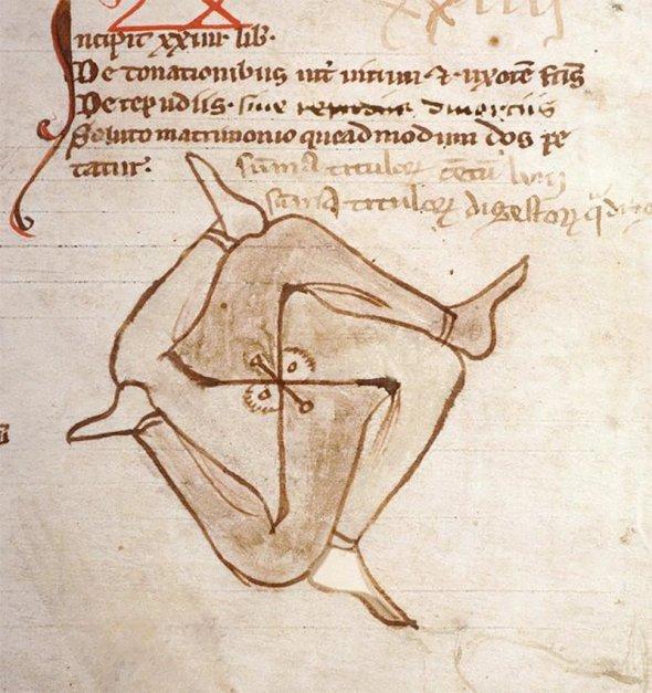 Desene din Epoca Medievală pe Tumblr
