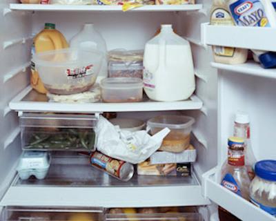 Ești ceea ce mănânci – Proiectul Refrigerator