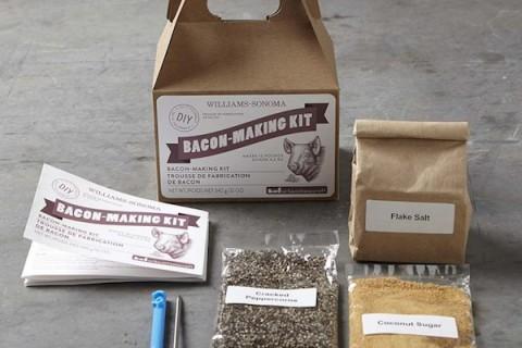 Kit-ul pentru făcut bacon