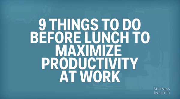 Cum să-ți crești productivitatea la serviciu