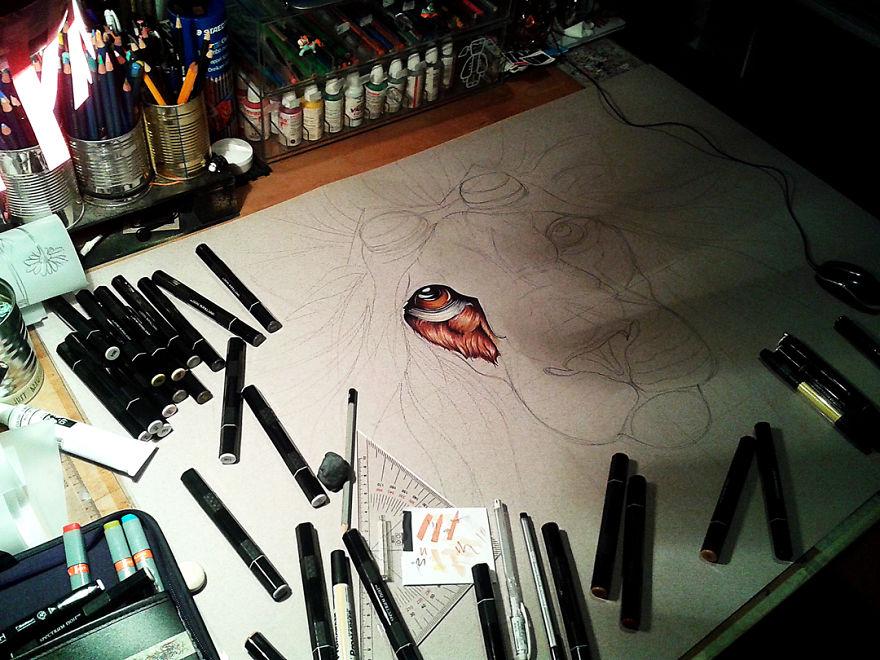 Leul Steampunk al lui Paula Duță