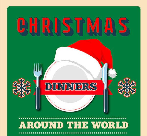 Masa de Crăciun pe tot globul