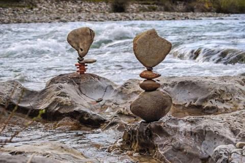 Main pietre