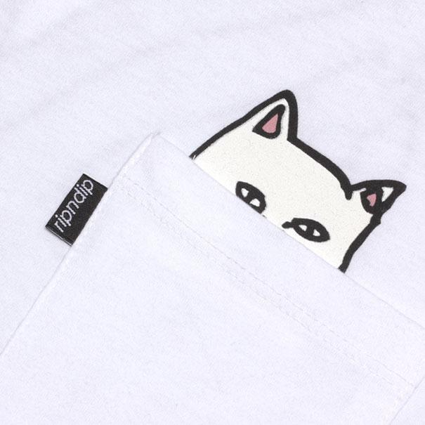t-shirt-cat-showing-middle-finger-ripndip-2