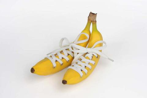 Banana-Shoes