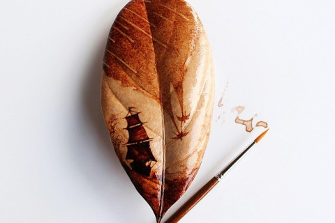 coffee-painting-leaf-grounds-ghidaq-al-nizar-coffeetopia-26