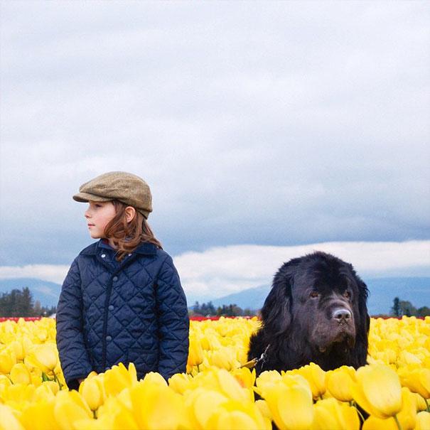 mom-photographs-son-dogs-horse-friendship-stasha-becker-julian-9