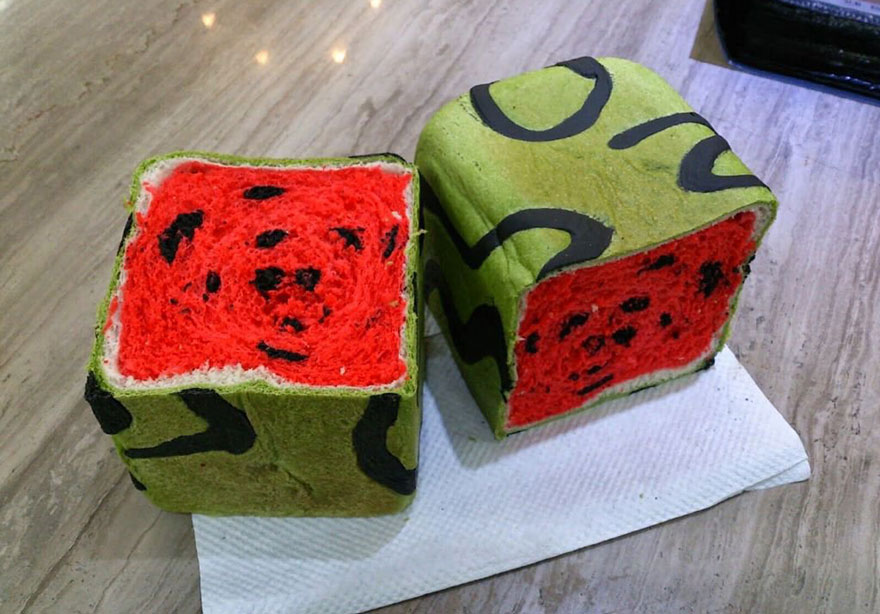 square-watermelon-bread-jimmys-bakery-taiwan-1
