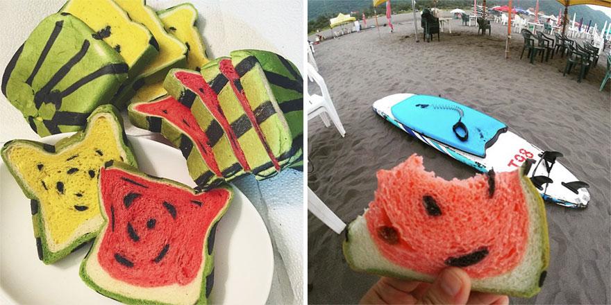 square-watermelon-bread-jimmys-bakery-taiwan-7