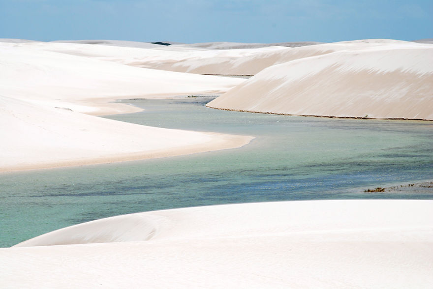 Parc National Lenis Maranhenses, Brsil
